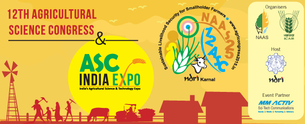XII Agricultural Science Congress